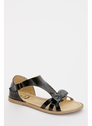DeFacto Sandalet Siyah